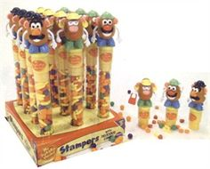 Mr Potato Head Toy With Candy 12ct