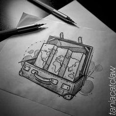 Tânia catclaw tattoo aesthetic tattoos in 2019 dibujar arte, Pencil Art Drawings, Easy Drawings, Tattoo Drawings, Drawing Sketches, Buch Design, Aesthetic Tattoo, Desenho Tattoo, Black And White Drawing, Unique Tattoos