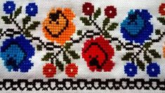 Romania, Embroidery Stitches, Cross Stitch, Models, Facebook, Sewing, Crafts, Kitchen, Embroidery Ideas