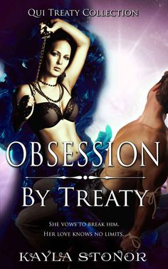 Obsession By Treaty (Scifi Romantic Suspense) (Qui Treaty Collection Book 5) eBook: Kayla Stonor, Travis Luedke: Amazon.co.uk: Kindle Store