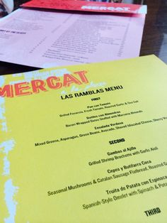 Mercat a la Planxa restaurant review from @annie_shultz . #Chicago #Food #Pig