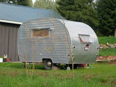 Vintage Trailers: Some Qs to Ask Before You Buy One