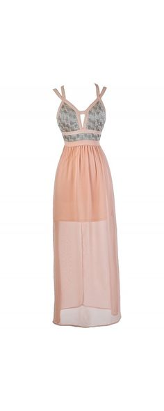 Evening Enchantress Textured Shimmer Maxi Dress in Dusty Rose  www.lilyboutique.com