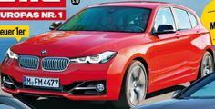Novi BMW Serije 1 možda sa zadnjim pogonom | http://www.dnevnihaber.com/2015/06/novi-bmw-serije-1-mozda-sa-zadnjim-pogonom.html