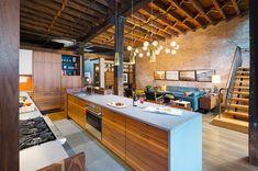 Un entrepôt new-yorkais de 1884 transformé en un loft de 3 000 m² ! | Actualités Seloger