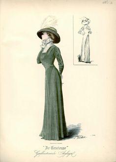 Uit Januari 1910