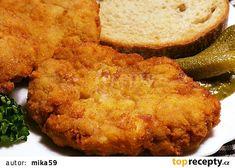 Holandské řízky - odlehčené recept - TopRecepty.cz Cornbread, Vegetables, Ethnic Recipes, Millet Bread, Vegetable Recipes, Corn Bread, Veggies
