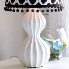 Mod Lamp, 79.00. similar to Jonathan Adler's Nelson lamp at 445.00