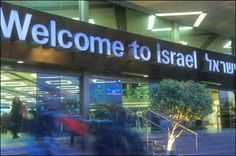Israel: Tel Aviv Airport