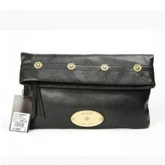 74f5a874ae Buy Womens Mulberry Mitzy Leather Clutch Bag Black For Black Friday Mulberry  Outlet