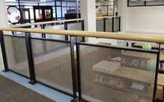 perforated metal, perforated, perforated railing, railing, metal, school, metal…