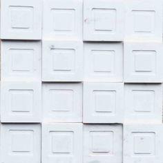 Brogliato Revestimentos - Coleções - Print - Cubic White - 30x30cm.