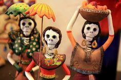 Dia de Los Muertos/ Los Finados - Day of the dead - #Halloween in #Belize