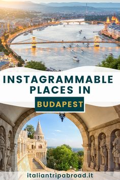 Instagrammable places in Budapest