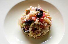 Aprende a preparar ensalada de verano con pasta con esta rica y fácil receta.  En esta ocasión traemos un plato fresquito, ideal tanto para comer como para cenar,...