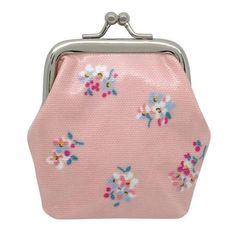 Cath Kidston Woodstock Ditsy clasp purse
