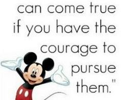 26 Most Inspiring Mickey Images Disney Quotes Thoughts Disney