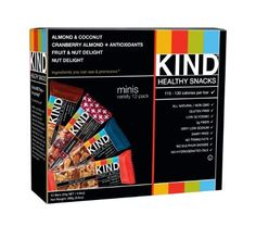 KIND Minis Variety Count, 0.8 Ounce, 12 Count, http://www.amazon.com/dp/B0046HJN5G/ref=cm_sw_r_pi_awdm_w57Kvb15VMH26