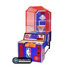 The NBA Hoop Troop is an officially licensed NBA product by ICE that provides arcade basketball shooting excitement for kids.