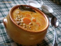 Vegetable Soup Healthy, Healthy Soup Recipes, Cooking Recipes, Beef Tagine, Italian Soup, Winter Soups, Chowder Recipes, Hungarian Recipes, Beef Casserole