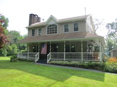 1716 Sq Ft 3 BR, 2.5 BA Colonial on 1.4 acres.  Town of Lumberland.  SOLD