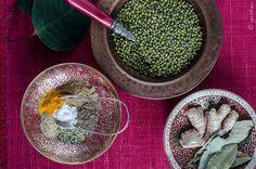 Kitcheri. Ajurwedyjskie,oczyszczające danie z fasoli mung i ryżu, pełne aromatycznych przypraw. #ayurveda#detox#lunch
