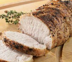 Lean Protein: Pork Loin
