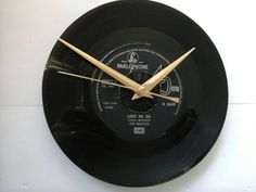 Check out this item in my Etsy shop https://www.etsy.com/uk/listing/268720933/the-beatles-love-me-do-7-record-clock