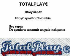 #soycapaz #soycapazporcolombia  Soy Capaz por Colombia de ayudar a Construir un  país incluyente Friendship Bracelets, Clothing, Colombia, Outfits, Outfit Posts, Kleding, Friend Bracelets, Clothes, Outfit