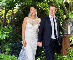 Facebook'un patronu dünyaevine girdi.