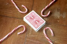 The candy cane game. A fun and hilarious way to use those leftover candy canes in a family friendly Christmas game of cards. The candy cane game. A fun and hilarious way to use those leftover candy canes in a family friendly Christmas game of cards. Family Christmas Party Games, Xmas Games, Holiday Party Games, Kids Party Games, Holiday Fun, Christmas Holidays, Christmas Parties, Winter Parties, Holiday Foods
