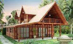 Neste artigo poderá conhecer as vantagens das casas pré fabricadas de madeira, bem como alguns modelos e exemplos deste tipo de habitação.