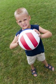 Volleyball Practice Drills for Kids