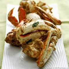 Vietnamese Tamarind Sweet Crab (Cua Rang Me) Recipe