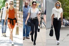 5 No-Brainer Looks for Back to School Courtesy of Your Favorite Celebs
