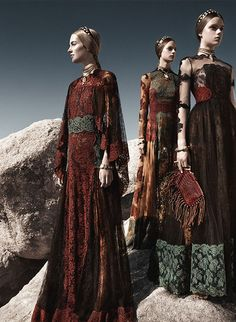 by Craig McDean for Valentino Spring/Summer 2014