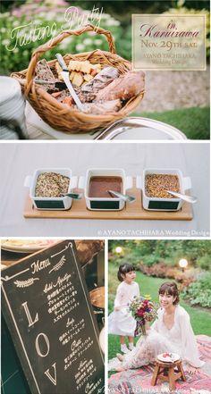 foodkaruizawa garden Wedding_ハワイウエディング_produced by AYANO TACHIHARA Wedding Design 軽井沢ガーデンウエディング、邸宅ウエディング