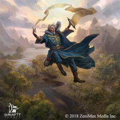 The Elder Scrolls: Legends on Behance