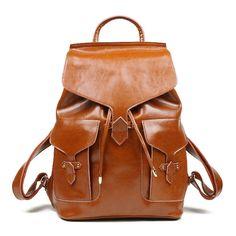 Tienda online de mochilas extremas mochila marrón venta por mayor [AL93027] - €76.53 : bzbolsos.com, comprar bolsos online