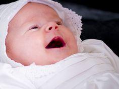 What a pretty smile!!