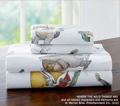 Where the Wild Things Are Crib Bedding