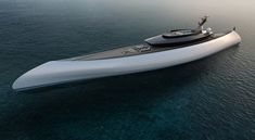 Oceanco's Tuhura Concept is the Superyacht of the Future