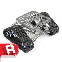 ALL Metal Robot Tracks Development Platform FPV for Arduino Printing, Arduino, Robotics Sainsmart Diy Electronics, Electronics Projects, Drones, Robot Chassis, Metal Robot, Cool Robots, Wall E, Kart, Arduino Projects