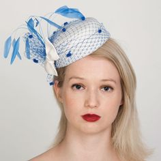 Buy designer UK made fascinators, fascinator hats and hatinators in colours to suit all outfits. How To Make Fascinators, Wedding Fascinators, Cream Fascinator, Fascinator Hats, Pillbox Hat, Pill Boxes, Felt Hat, Color Swatches, Mother Of The Bride
