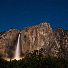 NatGeo: upper Yosemite Park
