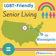 LGBT Friendly Senior Living in Minneapolis Home Health Agency, Senior Programs, Living In Dallas, Senior Services, Senior Living Communities, Elderly Care, Lgbt Community, Take Care Of Me, Minneapolis