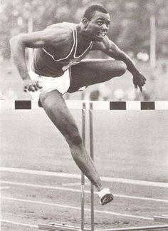 Willie Davenport - my real hero World Athletics, Us Olympics, Sport One, Olympic Athletes, Real Hero, Hurdles, Track And Field, Mexico City, Cross Country