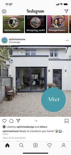 Extensions, Desktop Screenshot, Mansions, House Styles, Instagram, Design, Home Decor, Decoration Home, Room Decor