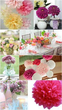 April Showers, Bring May Flowers: Spring 2012 Weddings!