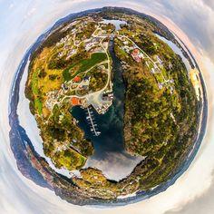 #kulleseidkanalengjestehavn #littleplanet  #bømlo #norway #aerialphotography #djiphantom3pro #drone by seile80 Little Planet, Dji Phantom 3, Aerial Photography, Norway, Christmas Bulbs, Holiday Decor, Instagram Posts, Christmas Light Bulbs